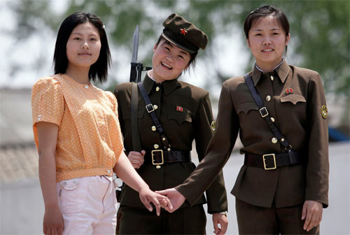 Ảnh hiếm về cuộc sống Triều Tiên bên sông - 10