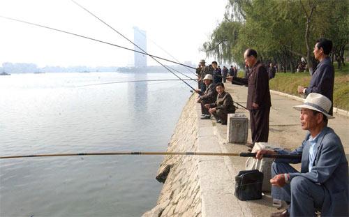 Ảnh hiếm về cuộc sống Triều Tiên bên sông - 11