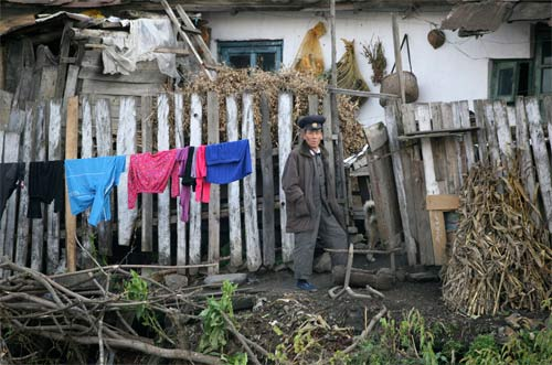 Ảnh hiếm về cuộc sống Triều Tiên bên sông - 13