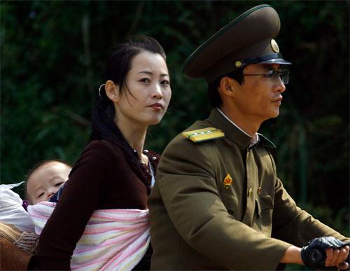 Ảnh hiếm về cuộc sống Triều Tiên bên sông - 14