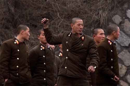 Ảnh hiếm về cuộc sống Triều Tiên bên sông - 3