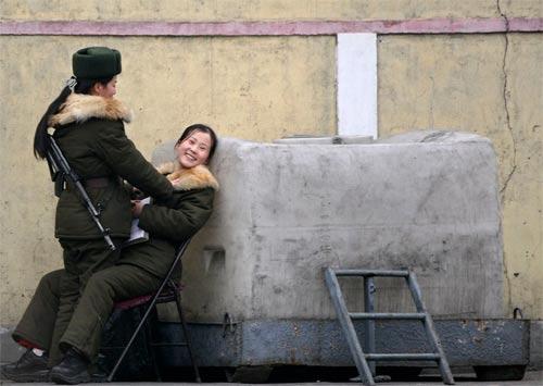 Ảnh hiếm về cuộc sống Triều Tiên bên sông - 4