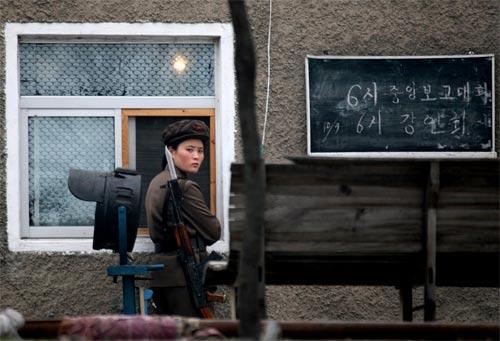 Ảnh hiếm về cuộc sống Triều Tiên bên sông - 6