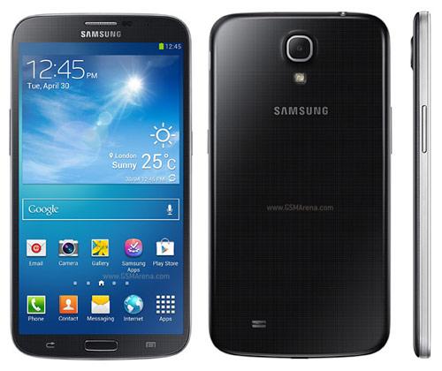 Samsung trình làng bộ đôi Galaxy Mega - 1