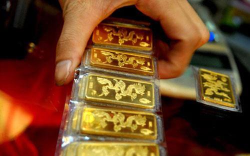 Phiên đấu thầu thứ 6: Ế 12.000 lượng vàng - 1