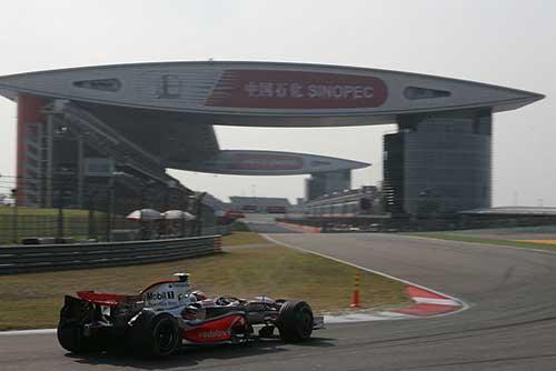 F1 - Chinese GP: Ẩn số McLaren - 1