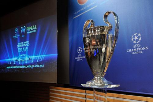 BK C1: Bayern - Barca, Dortmund - Real - 2