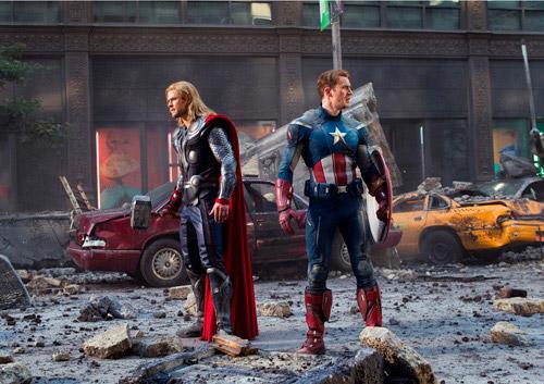 Trailer phim: The Avengers - 1