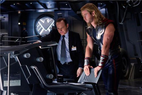 Trailer phim: The Avengers - 4