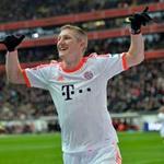 Bóng đá - Schweinsteiger hất gót điệu nghệ đẹp nhất V28 Bundesliga
