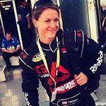 Thể thao - Nữ kỹ thuật viên đầu tiên tại NASCAR