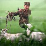 Tin tức trong ngày - Ảnh hiếm về cuộc sống Triều Tiên bên sông