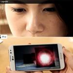 Thời trang Hi-tech - LG Optimus G Pro phô diễn sức mạnh