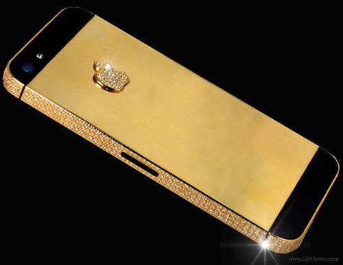 'Choáng' iPhone 5 giá 15,3 triệu USD - 1