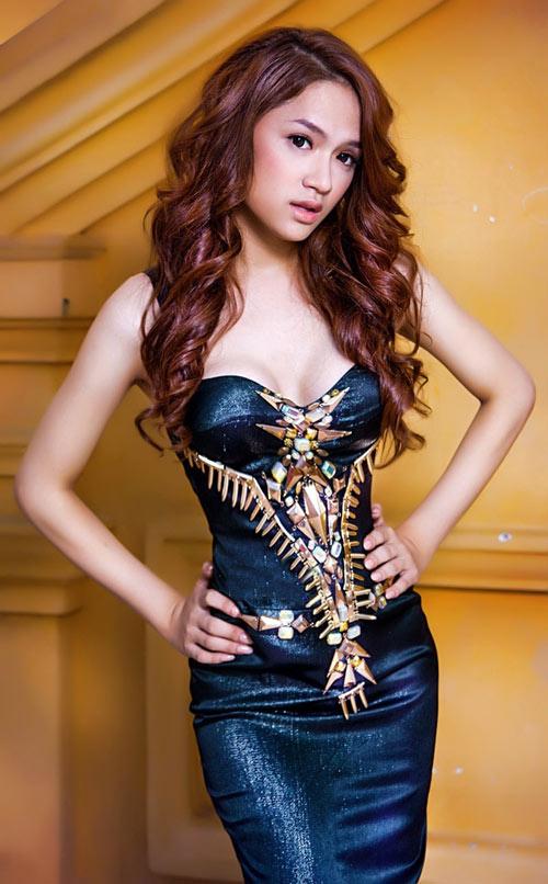 Hương Giang Idol gợi cảm với bikini - 3