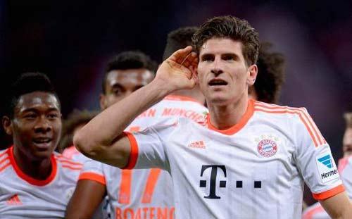 Bayern – Nurnberg: Đất diễn cho vai phụ - 1