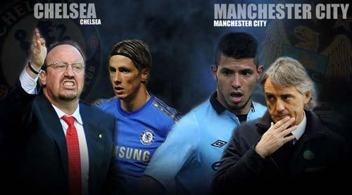 BK FA Cup, Chelsea – Man City: Sinh & tử - 1
