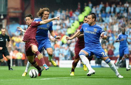 BK FA Cup, Chelsea – Man City: Sinh & tử - 2