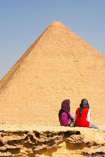 Lời khuyên vàng trước khi khám phá kim tự tháp - 1