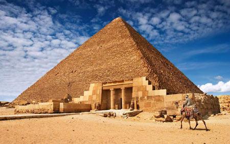 Lời khuyên vàng trước khi khám phá kim tự tháp - 6