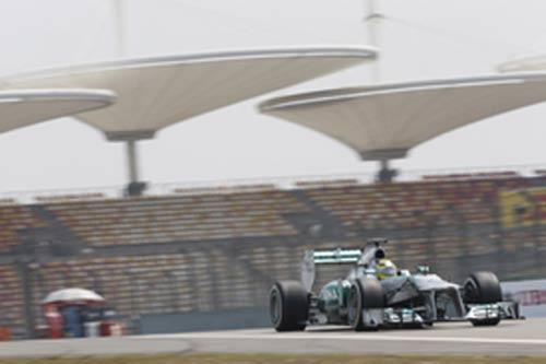 Chạy thử Chinese GP: Tín hiệu tốt cho Mercedes & Ferrari - 1