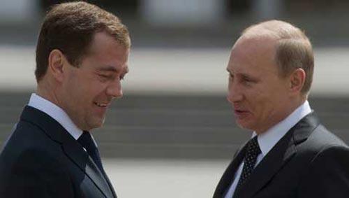 Soi thu nhập nhà Tổng thống Putin - 1