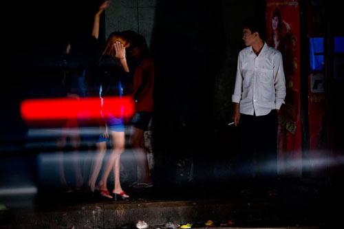 Myanmar lo công nghiệp tình dục bùng nổ - 1