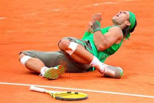 Nadal đã sẵn sàng chinh phục sân đất nện - 1