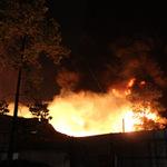 Tin tức trong ngày - Hỏa hoạn bao trùm KCN Sóng Thần