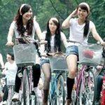 """Tin tức trong ngày - """"Đi xe đạp, Hà Nội càng ùn tắc"""""""