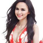 Làm đẹp - Tóc đẹp, gợi tình như Hoa hậu Diễm Hương