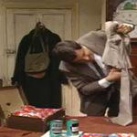 Video Clip Cười - Mr Bean: Chuẩn bị hành lý