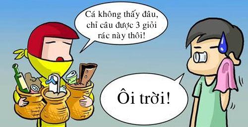 Tây Du Ký hài: Sa Tăng bị ngộ độc thực phẩm - 5