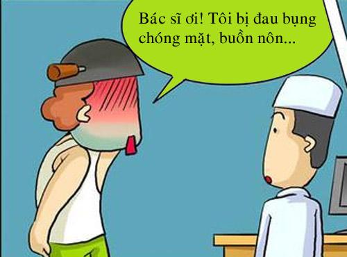 Tây Du Ký hài: Sa Tăng bị ngộ độc thực phẩm - 6