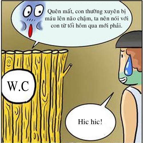 Tây Du Ký hài: Máu lên não chậm - 6