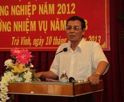 Chủ tịch tỉnh Trà Vinh xin nghỉ hưu sớm - 1