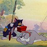Cười 24H - Video funny TOM & JERRY: Chuyến đi câu cá