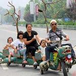Phi thường - kỳ quặc - Những chiêu trò độc đáo tới khó tin của Trung Quốc
