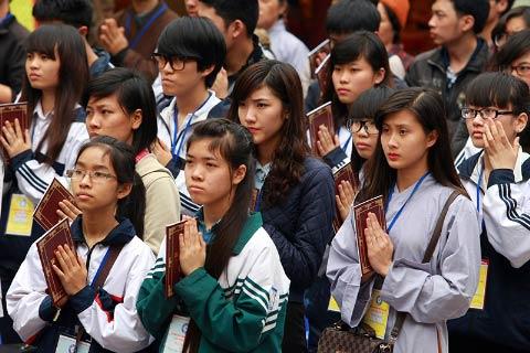 Học sinh đến chùa... hỏi thi đại học - 2