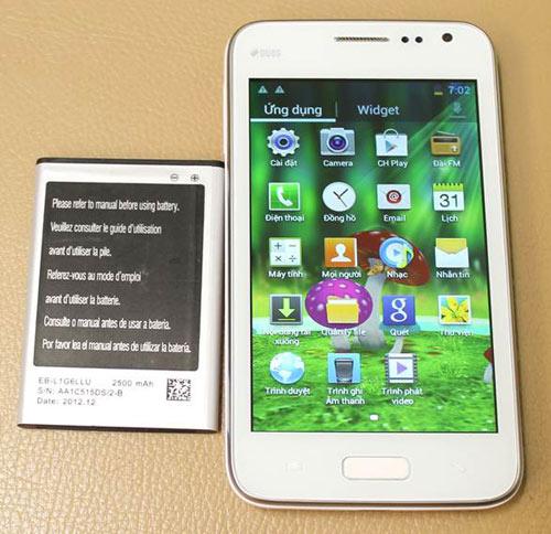 Galaxy H28  - Smartphone pin khủng, giá rẻ đáng mua - 1