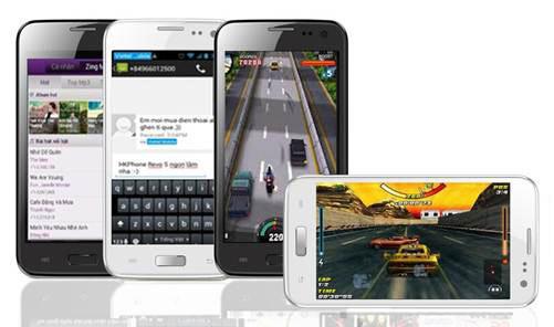 Galaxy H28  - Smartphone pin khủng, giá rẻ đáng mua - 2