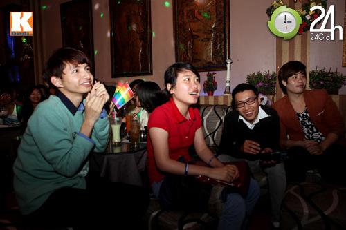 """""""Đột nhập"""" buổi offline cộng đồng đồng tính, Bạn trẻ - Cuộc sống, dong tinh, offline cong dong dong tinh, ban tre cuoc song, cong dong dong tinh o ha noi, gay"""