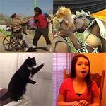 Video Clip Cười - Top clip hài: Girl xinh gặp nạn