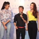 Ca nhạc - MTV - Mr. Đàm lọt thỏm bên Thanh Hằng, Hà Hồ