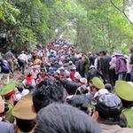 Tin tức trong ngày - 3 ngày, 4 triệu người về Giỗ Tổ Hùng Vương