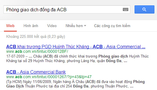 Tính năng địa điểm của Cốc Cốc & ông lớn Google - 4