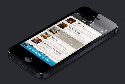 Android iP5 giá chỉ 4.299.000đ - 3