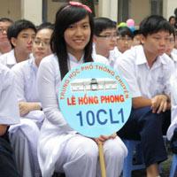 TPHCM: Chỉ tiêu tuyển sinh vào lớp 10 chuyên