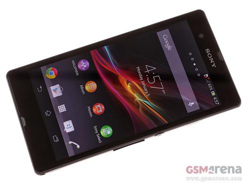 Samsung Galaxy S4 vs Sony Xperia Z: Khi hA�ng kha��ng cha??m trA?n - 3