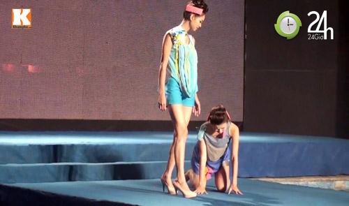 Khi mẫu Việt đổ rạp trên sàn diễn - 10
